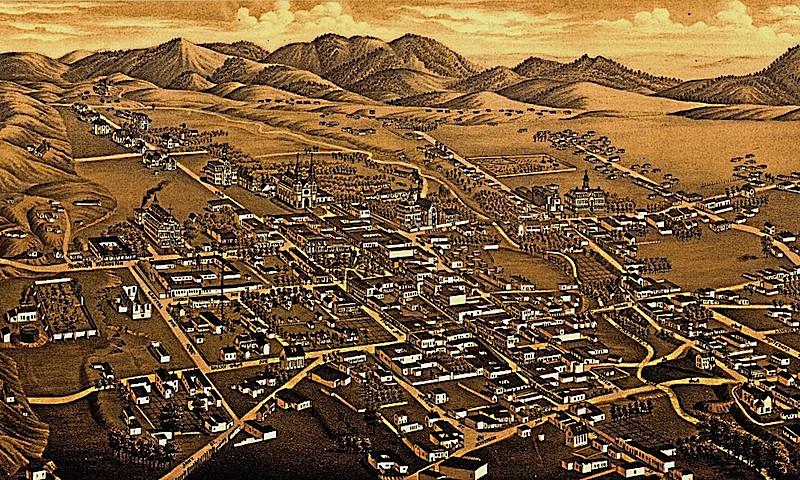 Historic Walking Tours Santa Fe